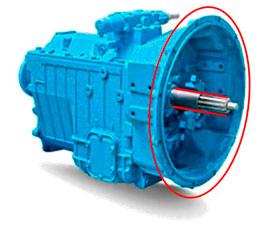 Коробка передач ЯМЗ-0905 / ЯМЗ-1105 для Урал-NEXT