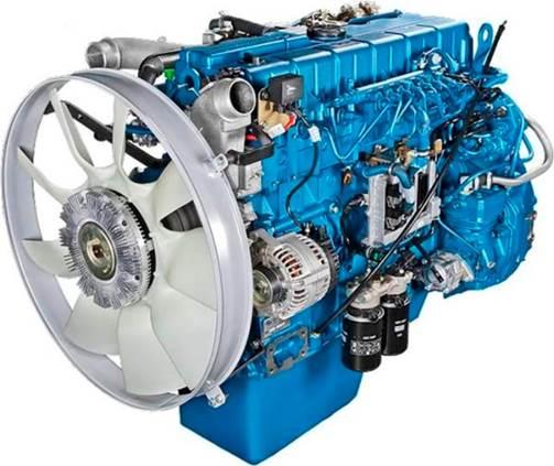 двигатель ЯМЗ-536 для Урал-NEXT