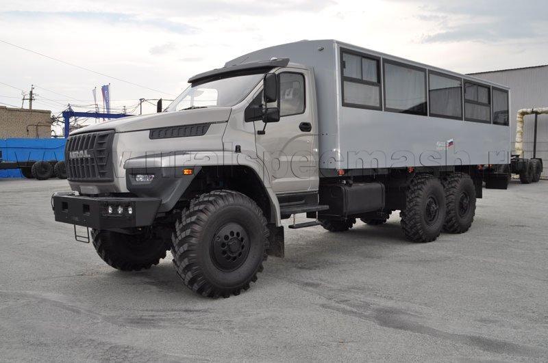 Вахтовый автобус Урал-NEXT 3255-5013-71-28