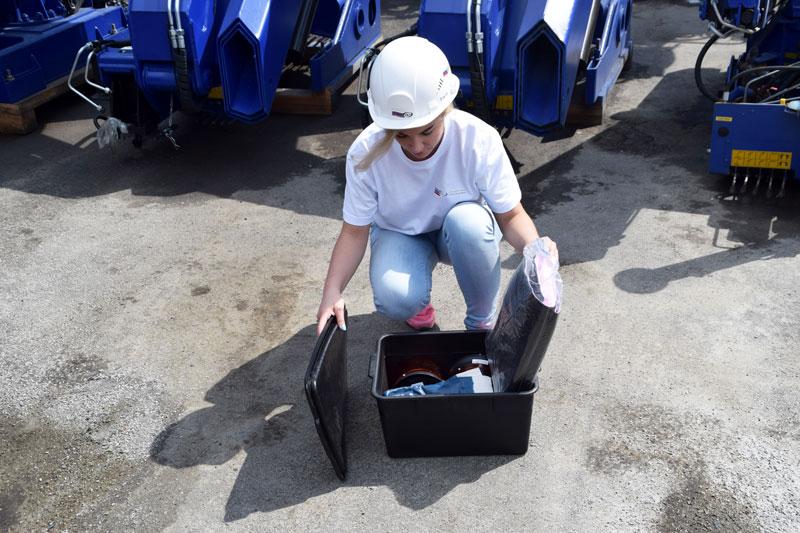 ДОПОГ – сборный контейнер