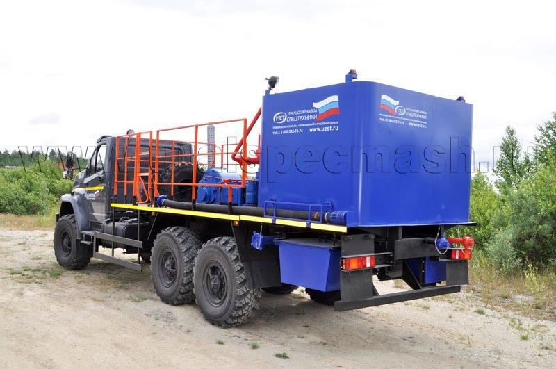 Цементировочный агрегат Урал-NEXT 4320-6952-72Г38