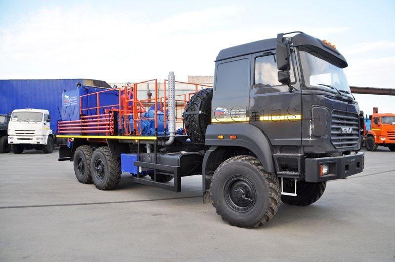 Цементировочный агрегат Урал 4320-4976-82М