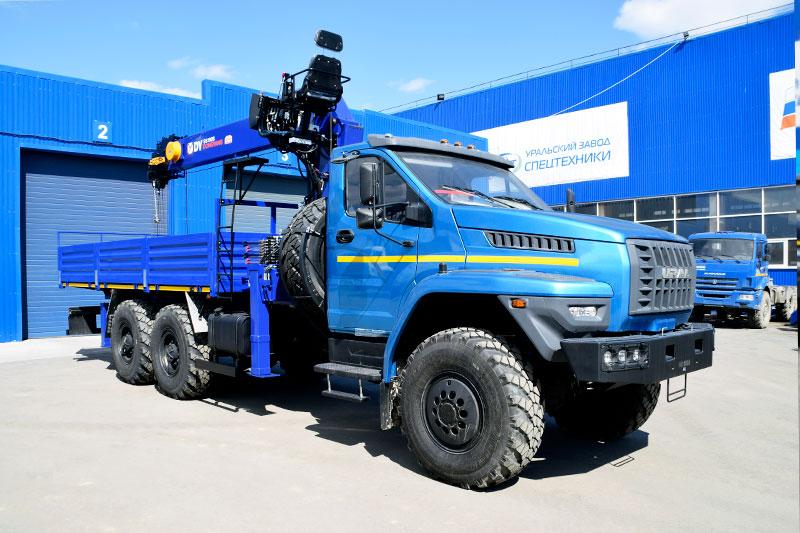Бортовой Урал-NEXT 4320-5111-73