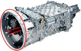 Коробка передач ZF-9 для Урал-NEXT