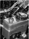 Бачок насоса гидроусилителя РУ автомобиля Камаз (вариант 3)