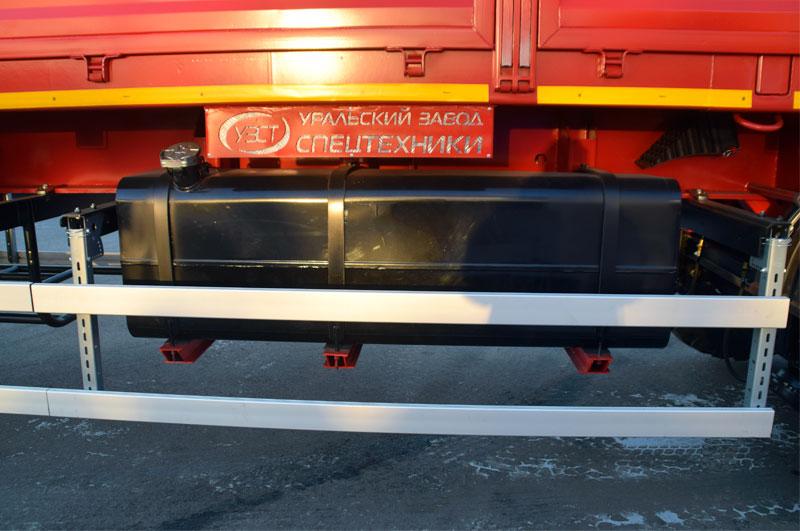 Дополнительный топливный бак на 500 л