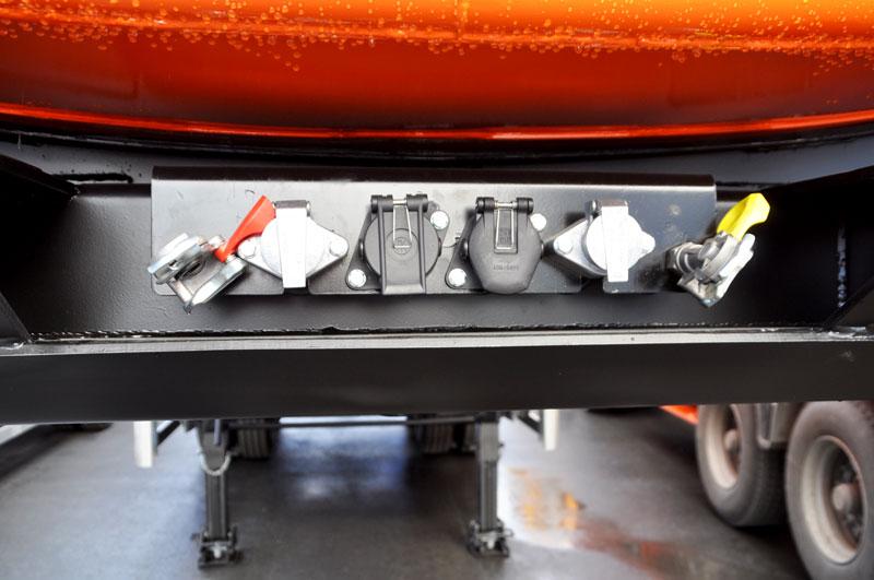 Электрооборудование двухпроводное, 24В от тягача