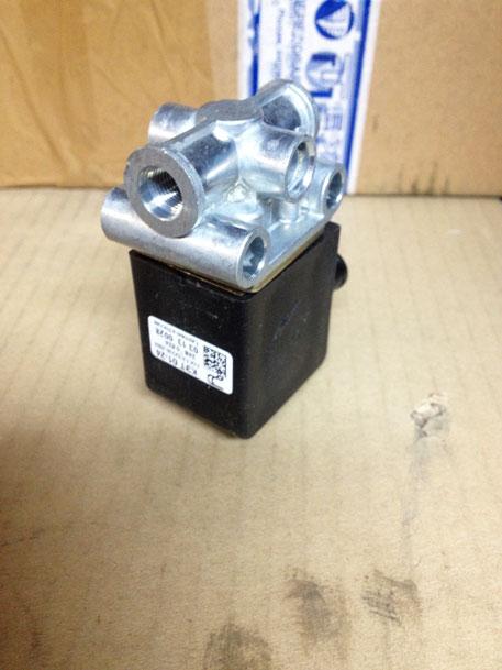 Клапан электромагнитный КЭТ 01-24