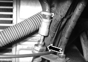 Проверка герметичности привода сцепления для автомобиля Камаз