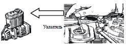 Бачок насоса гидроусилителя РУ автомобиля Камаз (вариант 1)
