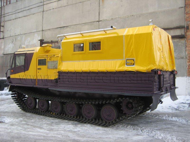ТМ-140 Жилой модуль