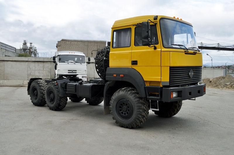 Седельный тягач Урал 44202-3511-80