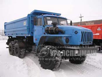 Самосвал Урал 45289