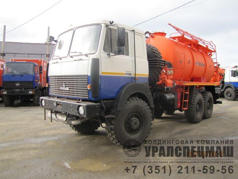 АКН-18 МАЗ 6317Х5 (ВК-6, сп.м.)