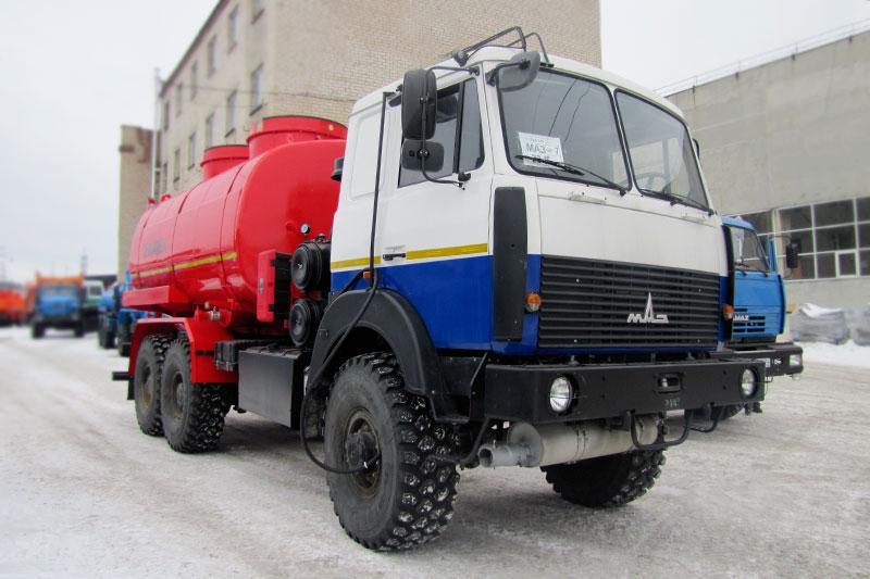 АЦВ-18 МАЗ 6317х9