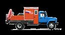 Передвижные мастерские с КМУ на шасси ГАЗ