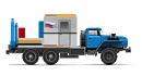 Агрегаты ремонта и обслуживания станков качалок АРОК на шасси Урал