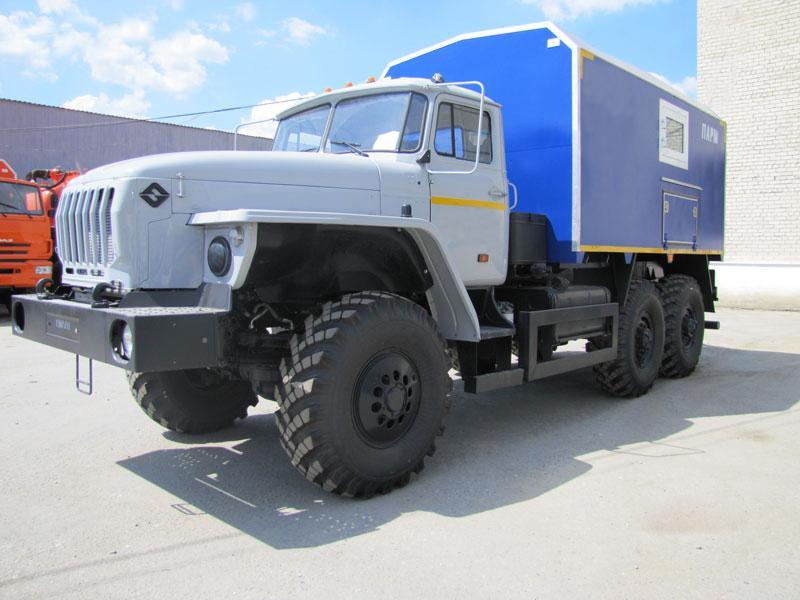 ПАРМ Урал 43203-1112-71Е5 (г-р EG-202)