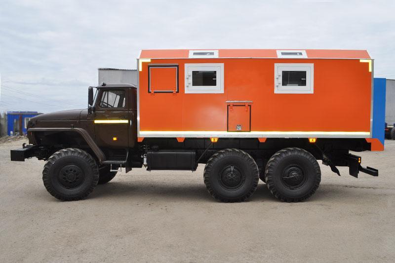 ПАРМ Урал 4320-1112-61Е5 (г-р EG-202)