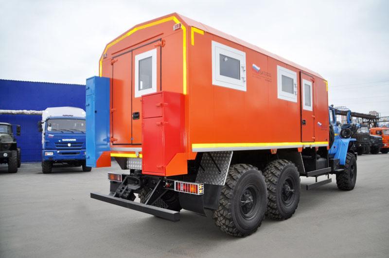 ПАРМ Урал 5557-1112-72Е5 (г-р EG-202)