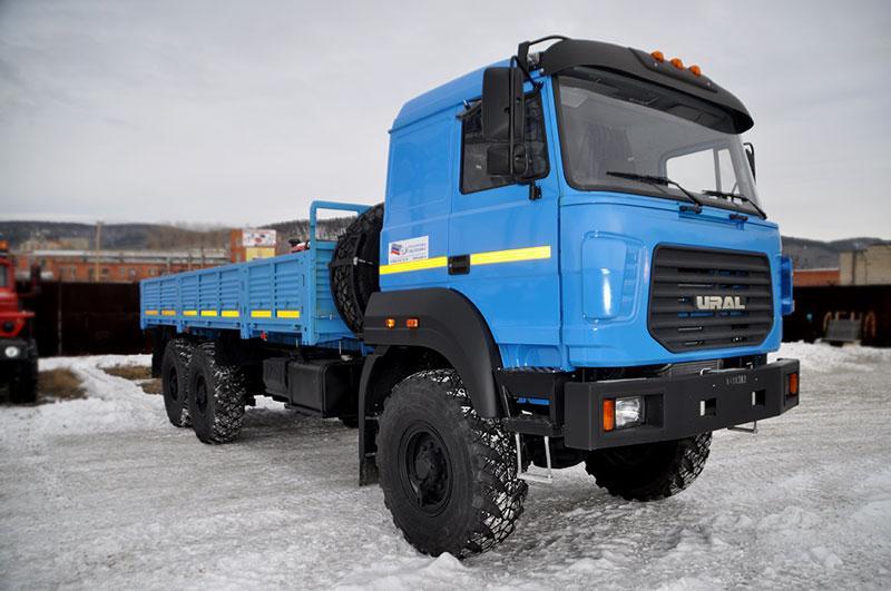 Бортовой Урал 4320-3971-80Е5