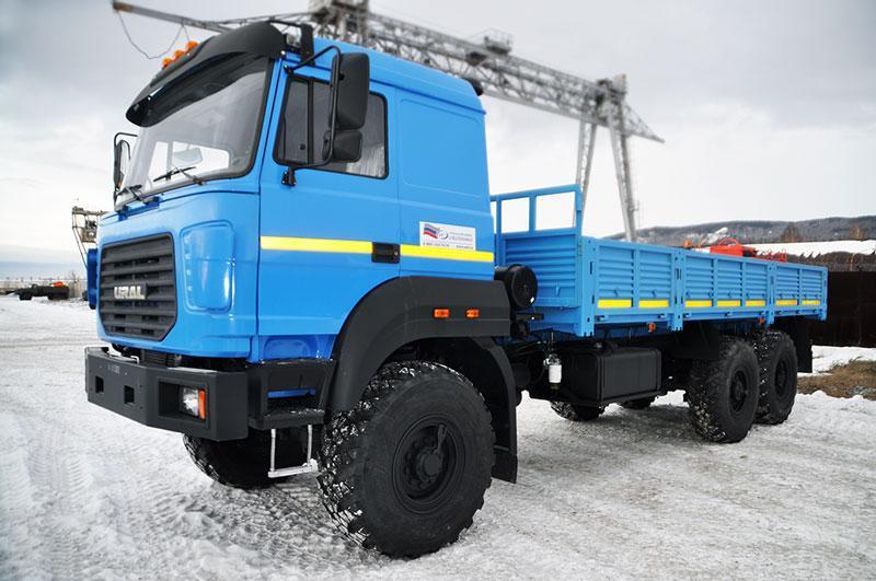 Бортовой Урал 4320-3971-82Е5