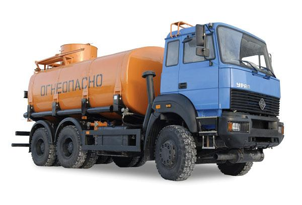 АТЗ-17 Урал 63685 (1 секция, СВН-80, сп.м.)