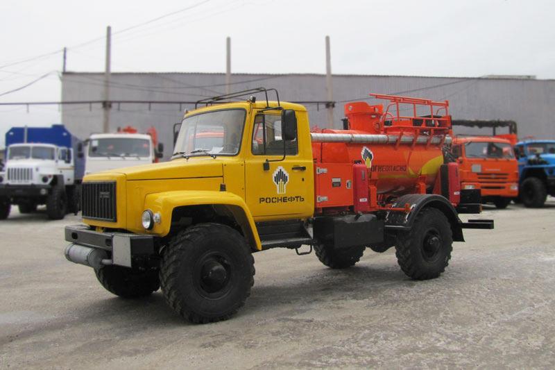 АТЗ-1,8 ГАЗ 33081 (1 секция, СЦЛ-00А)