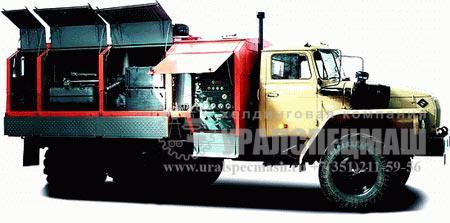 ПКС-8/101 Урал 4320-1912-60Е5