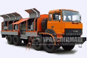 СДА-5/220 Урал 532362-1112-10
