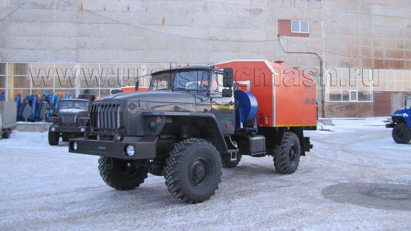 УМП-400 Урал 43206-1352-71