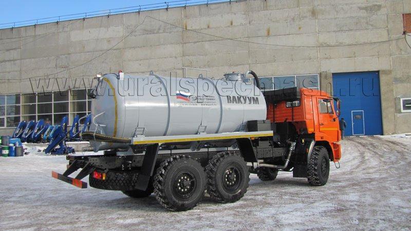 МВ-10 Камаз 43118-3050-42 (PNR-124D, сп.м.)