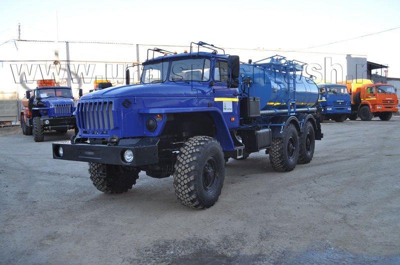 АЦПТ-6,2 Урал 5557-1112-60Е5