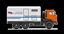 Паропромысловые установки ППУ на шасси Камаз