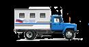 Передвижные мастерские МП на шасси ГАЗ
