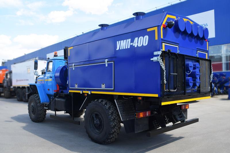 УМП-400 Урал 43206-1112-61Е5 (002)