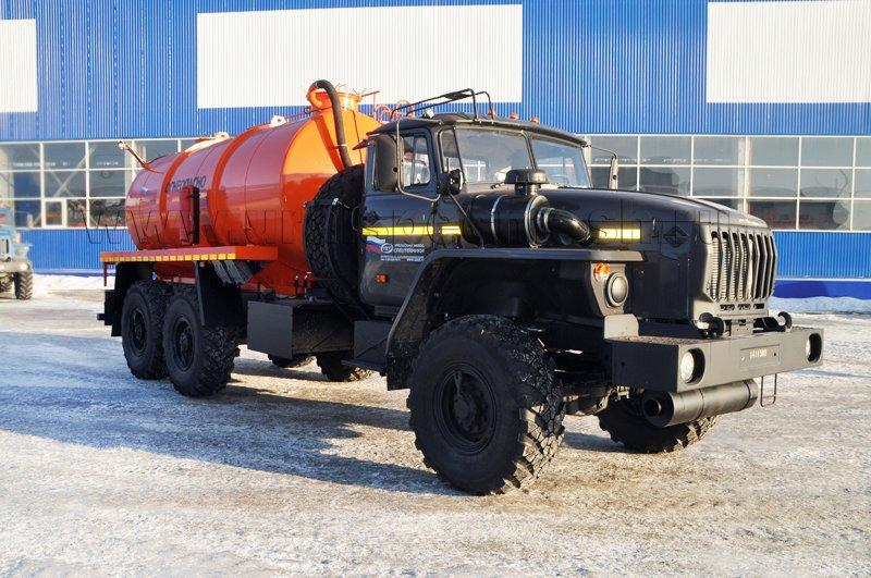 АКН-10 Урал 4320-1912-60Е5 (КО-505)