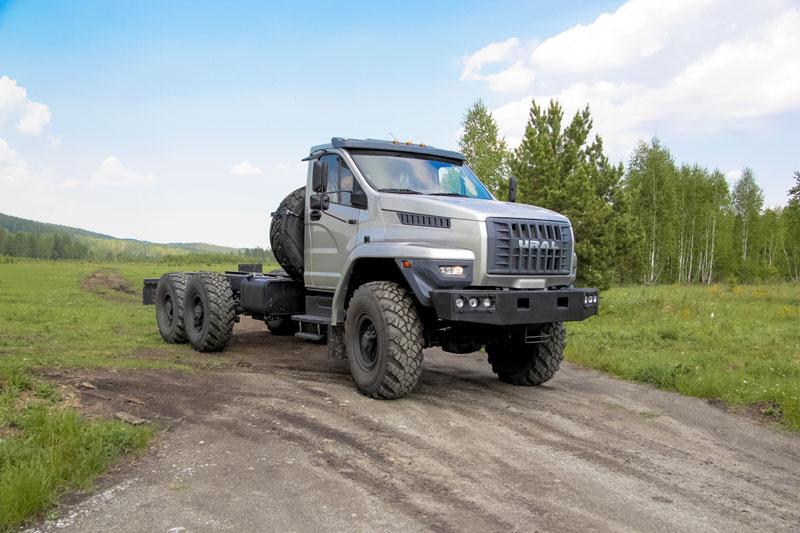 Шасси Урал-NEXT 4320