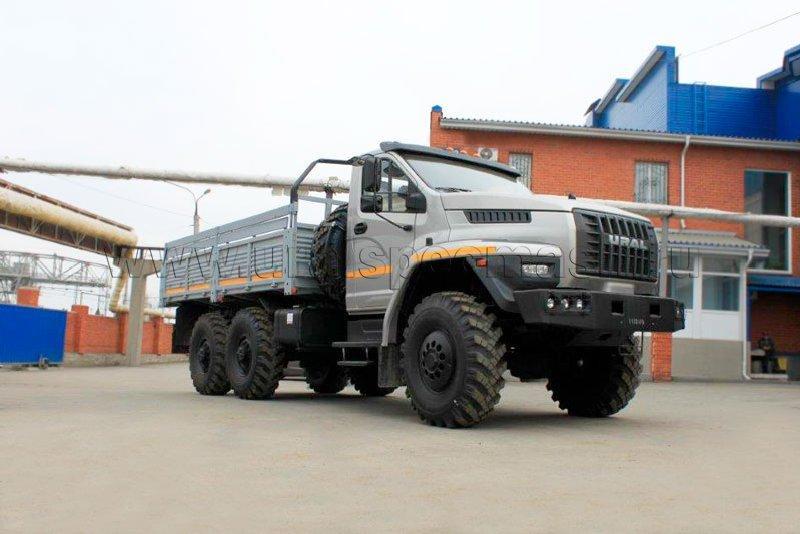 Бортовой Урал-NEXT 4320-5111-73Е5