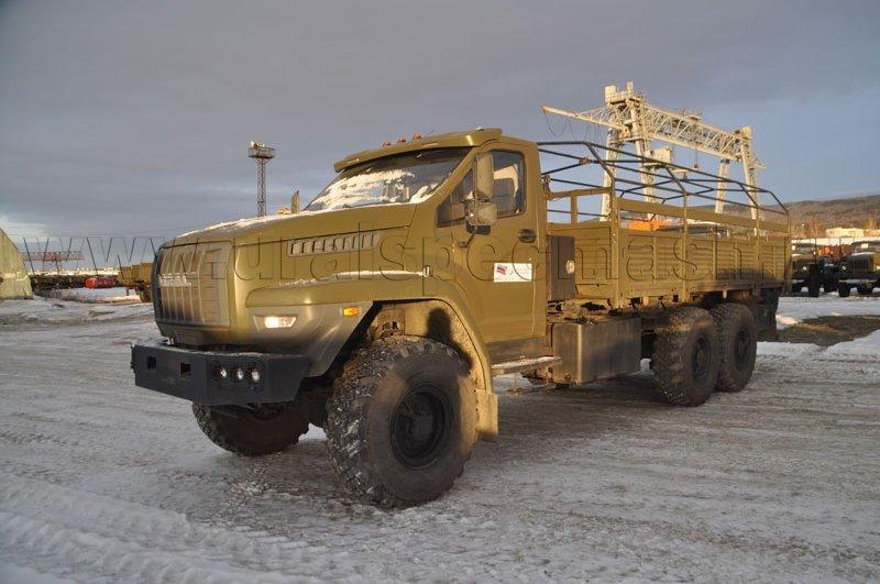 Бортовой Урал-NEXT 4320-5911-74Е5