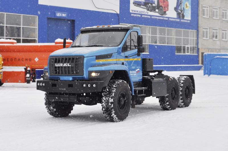 Седельный тягач Урал-NEXT 44202-5311-74Е5