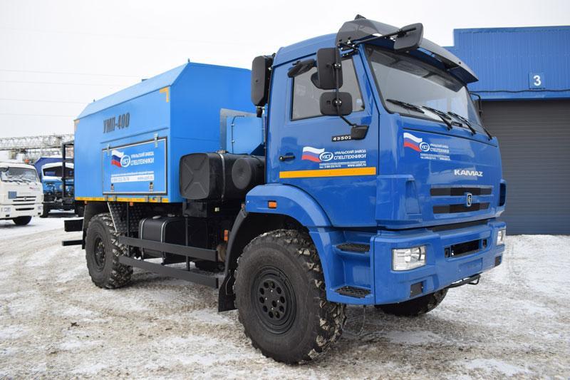 УМП-400 Камаз 43502-3026-45