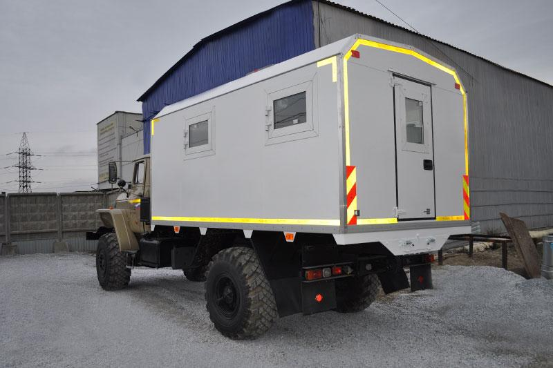 Фургон общего назначения Урал 5557-1112-60Е5