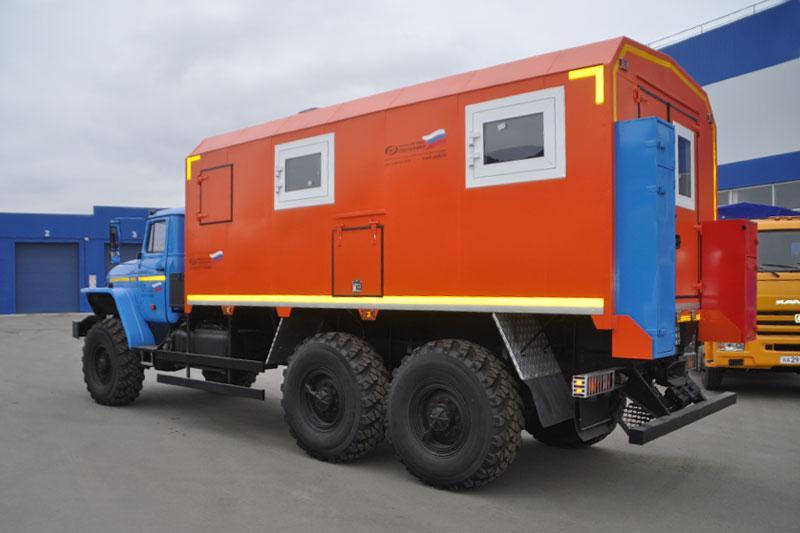 ПАРМ Урал 5557-1112-60Е5 (г-р EG-202)