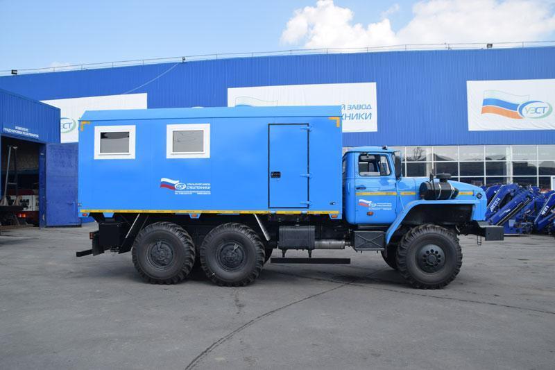 Транспортно-бытовая машина Урал 5557-1112-60Е5