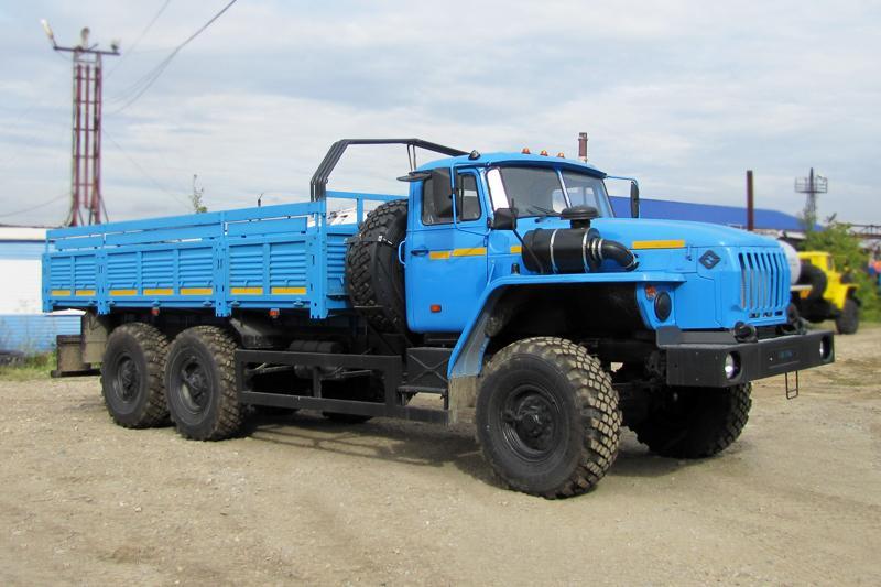 Бортовой Урал 4320-0911-72Е5