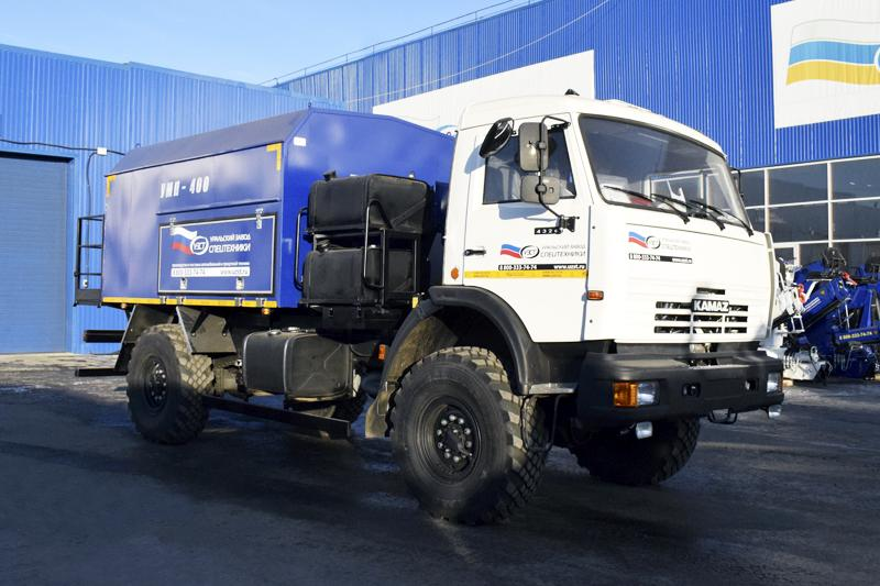 УМП-400 Камаз 4326-1036-15