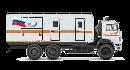 Аварийно-спасательные автомобили на шасси Камаз