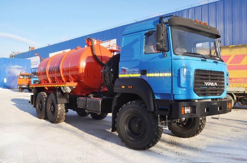 МВ-10 Урал 4320-4972-80Е5 (КО-505, сп.м.)
