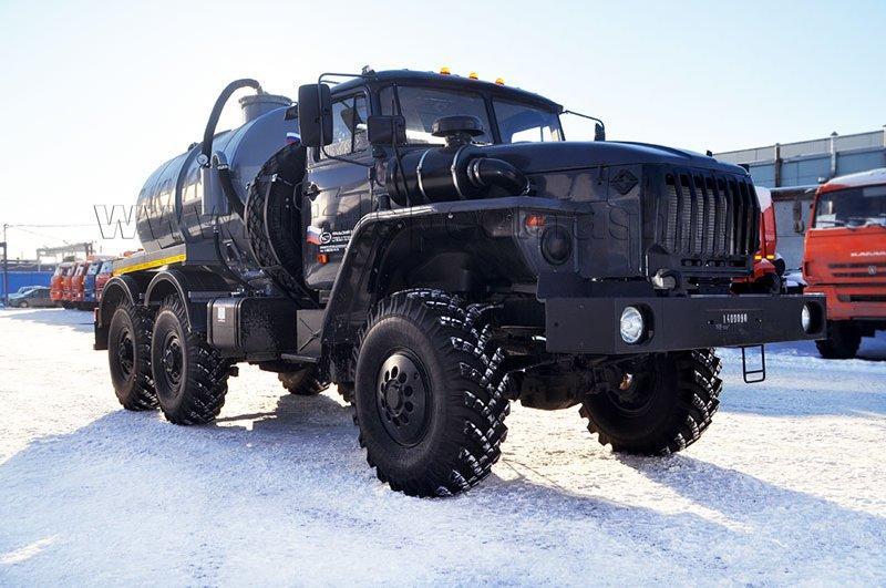 МВ-6 Урал 4320-1112-61Е5 (КО-505)